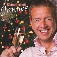 Jannes - Kerst met - CD