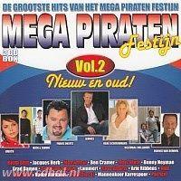 Mega Piraten festijn Vol.2 Nieuw en oud! - De grootste hits van het mega Piratenfestijn - 2CD