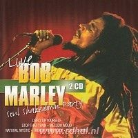 Bob Marley - Soul Shakedown Party - Live - 2CD
