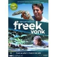 Freek Vonk - Verzamelbox - Freek Op Safari + Freek In Het Wild - 2DVD