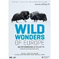 Wild Wonders Of Europe - De Fotografen en Fotocollectie - Documentaire - 3DVD