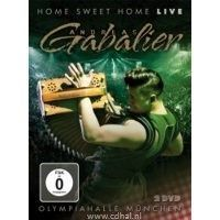 Andreas Gabalier - Home Sweet Home - Live aus der Olympiahalle Munchen - 2DVD
