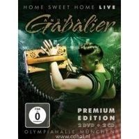 Andreas Gabalier - Home Sweet Home - Live aus der Olympiahalle Munchen - 2DVD+2CD