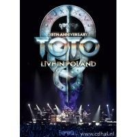 Toto - Live in Poland - 35Th Anniversary Tour - DVD