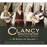 The Clancy Brothers and Tommy Makem - 30 Songs of Ireland