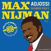 Max Nijman - Adjossi en andere poku`s - CD