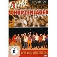 Schurzenjager - 30 Wilde Jahre - Open Air Live aus Finkenberg - DVD