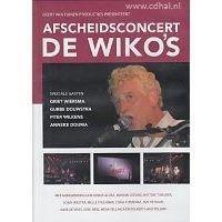De Wiko`s - Afscheidsconcert - 2DVD