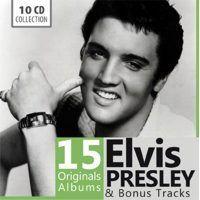 Elvis Presley - 15 Original Albums en Bonustracks - 10CD