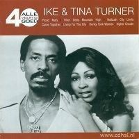 Ike and Tina Turner - Alle 40 Goed - 2CD