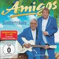Amigos - Sommertraume - CD+DVD