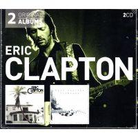 Eric Clapton - 2 For 1 - 461 Ocean Boulevard + Slowhand - 2CD