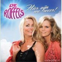 De Roffels -  Hier Zijn We Weer! - CD