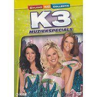 K3 - Muziekspecials - 3DVD