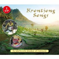 Krontjong Songs - De Allermooiste Klanken Uit Indonesie - 3CD