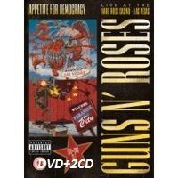 Guns N Roses - Appetite For Democracy - DVD+2CD