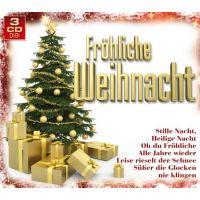 Frohliche Weihnacht - 3CD