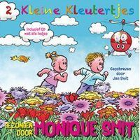 2 Kleine Kleutertjes - Deel 1 - CD+BOEK