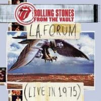 Rolling Stones - From The Vault - L.A. Forum 1975 - DVD+2CD