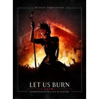 Within Temptation - Let Us Burn - DVD+2CD