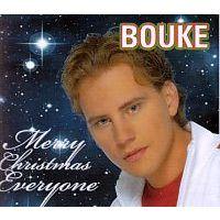 Bouke - Merry Christmas Everyone - CD Single