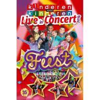 Kinderen voor Kinderen 35 - Feest - Live in Concert - DVD