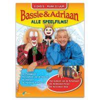 Bassie en Adriaan - Alle Speelfilms - 8DVD