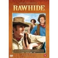Rawhide - Seizoen 2 - Deel 1 - 4DVD