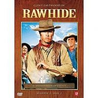 Rawhide - Seizoen 2 - Deel 2 - 4DVD