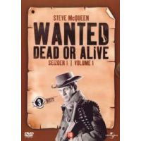 Wanted Dead Or Alive - Seizoen 1 - Volume 1 - 3DVD