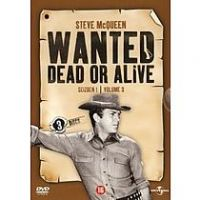 Wanted Dead Or Alive - Seizoen 1 - Volume 3 - 3DVD