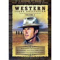 Western Icon Collection - Volume 1 - 10DVD