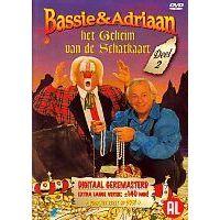Bassie en Adriaan - Het Geheim Van De Schatkaart - Deel 2 - DVD