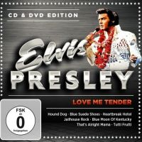 Elvis Presley - Love Me Tender - CD+DVD