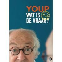 Youp van `t Hek - Wat is de vraag? - DVD