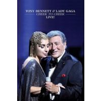 Tony Bennett and Lady Gaga - Cheek To Cheek Live! - DVD