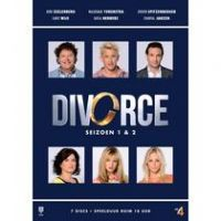 Divorce - Seizoen 1 en 2 - 7DVD