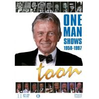 Toon Hermans - One Man Shows 1958-1997 - 11DVD