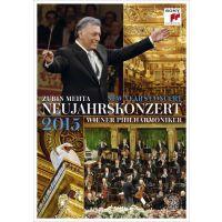 Neujahrskonzert 2015 - Zubin Mehta und Vienna Philharmonic - DVD