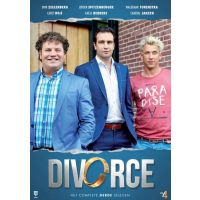 Divorce - Seizoen 3 - 3DVD