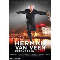 Herman van Veen - Kersvers in Carre - DVD+Blu-Ray