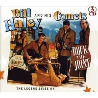 Bill Haley and his Comets - The Legend Lives On - 3CD