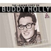 Buddy Holly - The Legend Lives On - 3CD