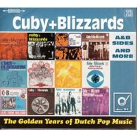 Cuby and the Blizzards - The Golden Years Of Dutch Pop Music - 2CD
