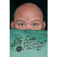 Paul de Leeuw - Ik Ben Rustig - DVD