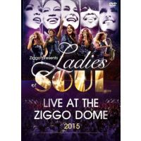 Ladies of Soul 2015 - Live at the Ziggo Dome - DVD