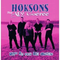 Hoksons Feat. Aly Goeree – Kom je met me dansen CD-Single