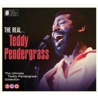Teddy Pendergrass - The Real... - 3CD