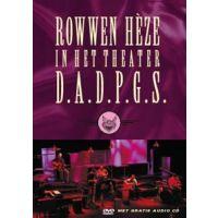 Rowwen Heze - In Het Theater D.A.D.P.G.S. - DVD+CD