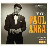 Paul Anka - The Real... - 3CD